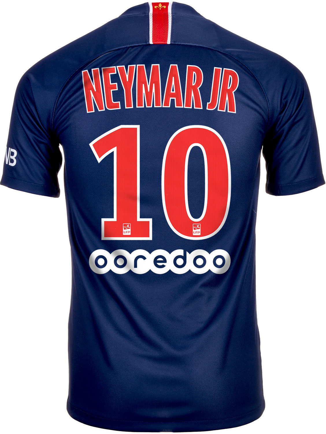 nike neymar jr psg home jersey 2018 19 soccerpro. Black Bedroom Furniture Sets. Home Design Ideas