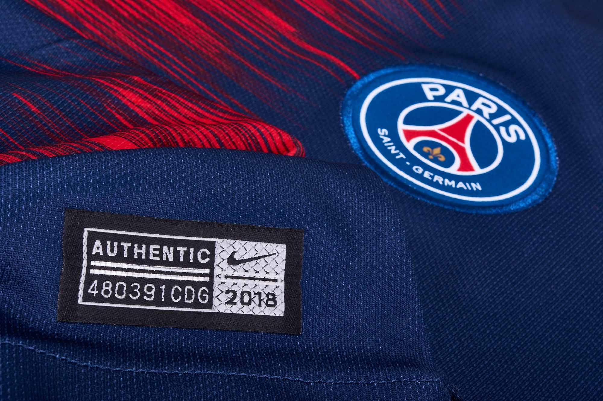 8c2c066c6d4 Nike PSG Home Jersey - Womens 2018-19 - SoccerPro