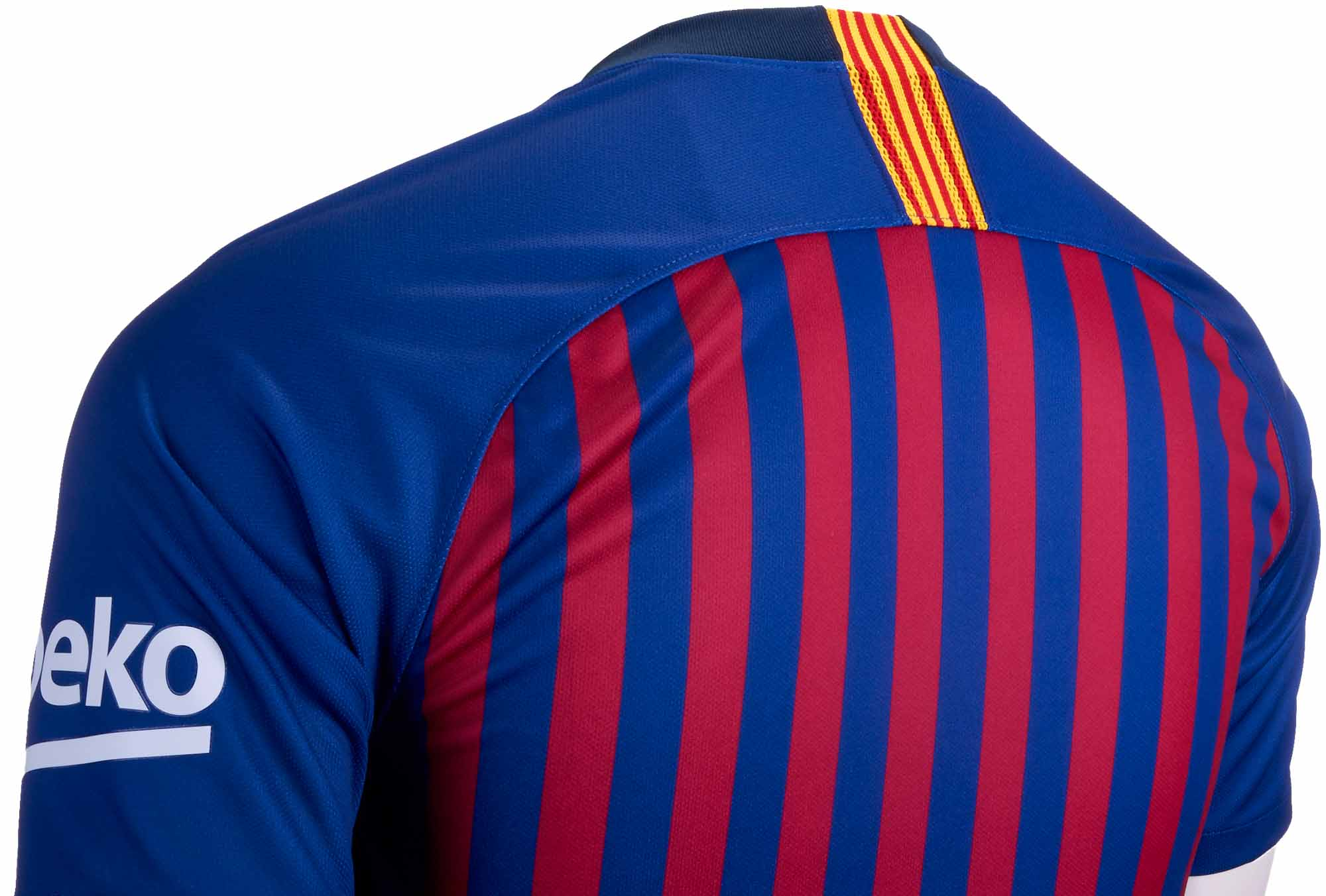 Nike Lionel Messi Barcelona Home Jersey Youth 2018 19 Soccerpro