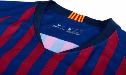 Nike Barcelona Home Jersey – Youth 2018-19