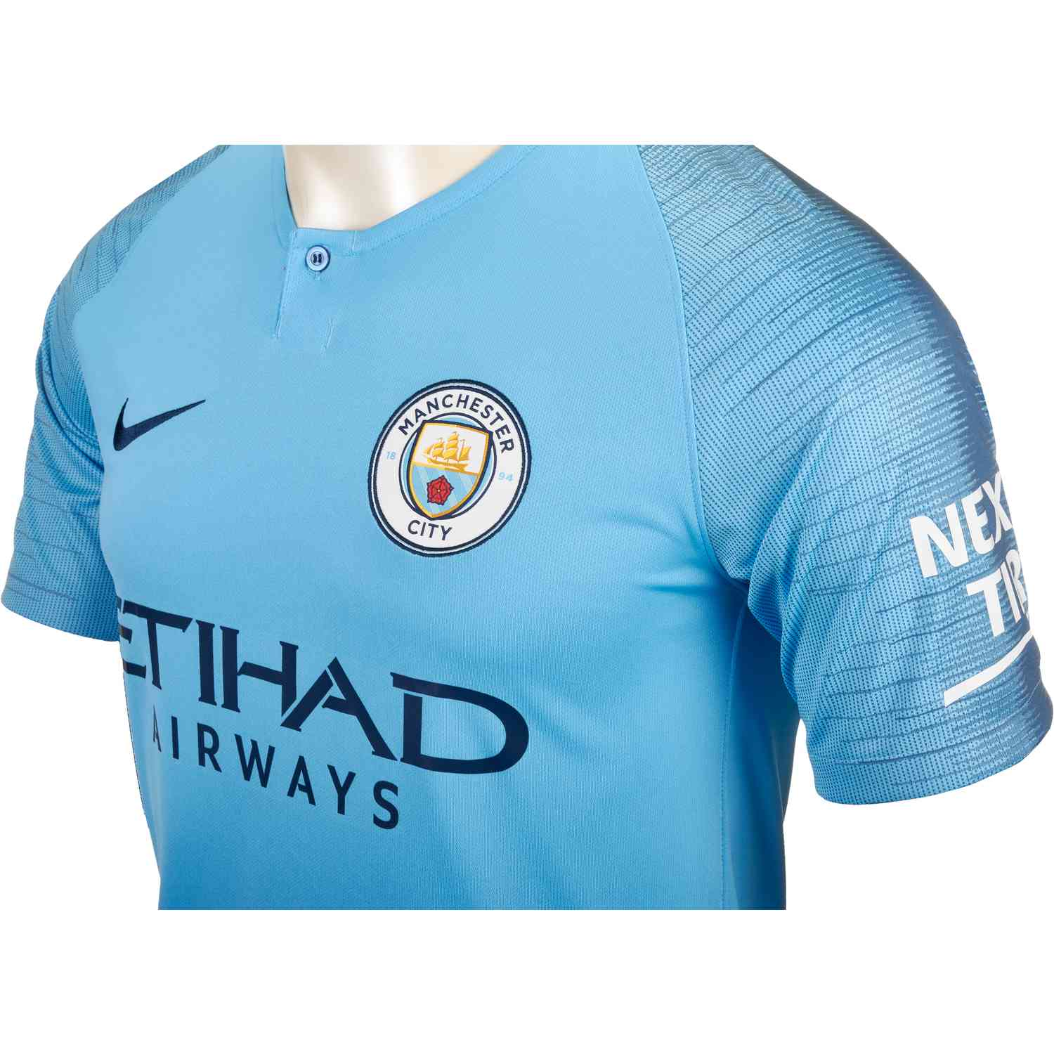 buy online 024f8 511e2 2018/19 Kids Nike Vincent Kompany Manchester City Home ...