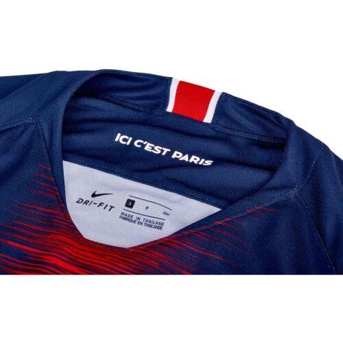 2018/19 Kids Nike Edinson Cavani PSG Home Jersey