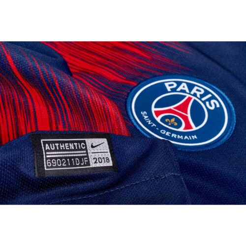2018/19 Kids Nike PSG Home Jersey