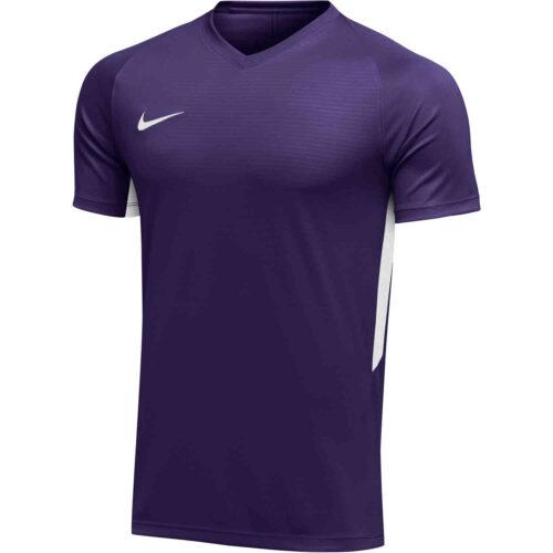 Womens Nike US Tiempo Premier Jersey – Court Purple