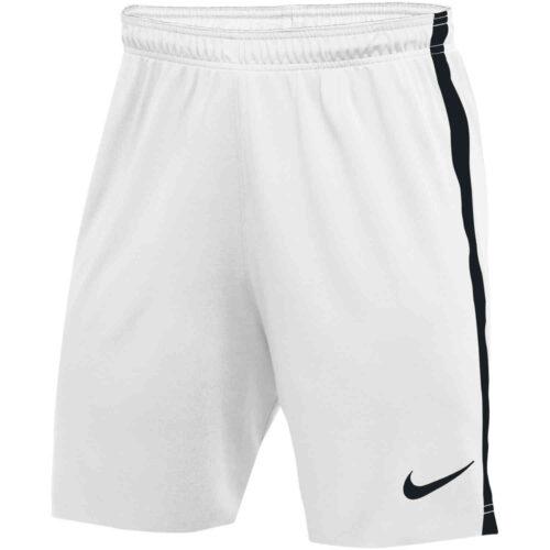 Womens Nike US Woven Venom II Shorts – White