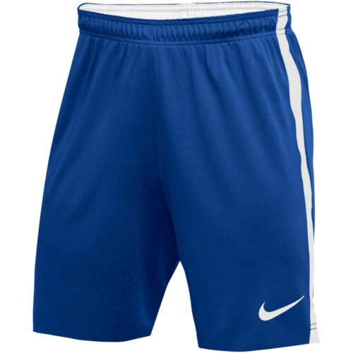 Womens Nike US Woven Venom II Shorts – Game Royal