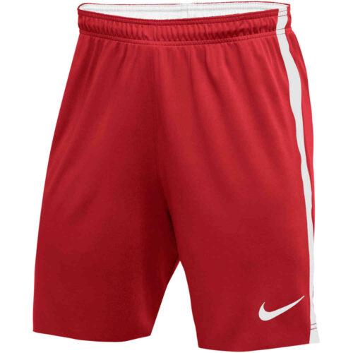 Womens Nike US Woven Venom II Shorts – University Red