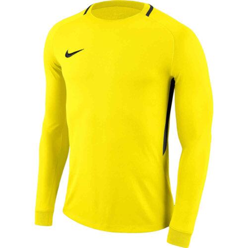 Nike Park III Goalkeeper Jersey – Opti Yellow