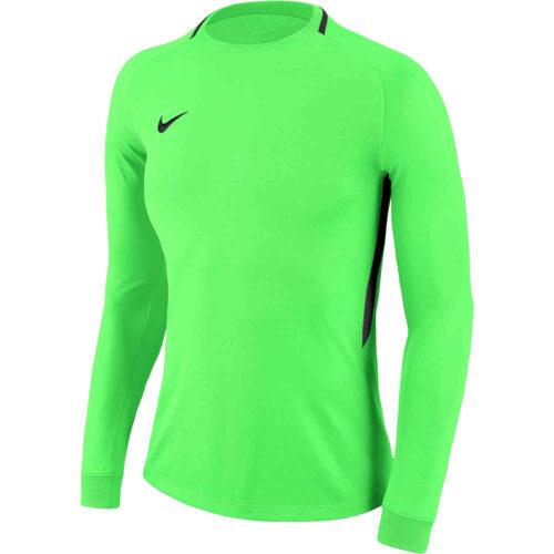 Womens Nike Park III Goalkeeper Jersey – Green Strike
