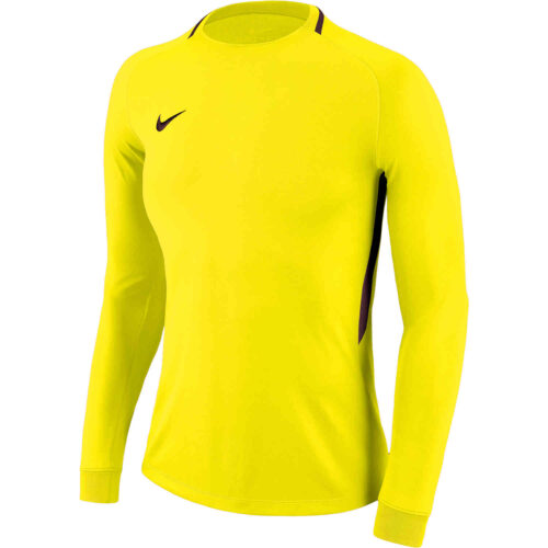 Womens Nike Park III Goalkeeper Jersey – Opti Yellow