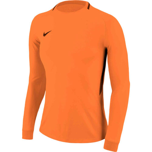 Womens Nike Park III Goalkeeper Jersey – Total Orange