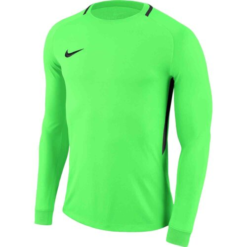 Kids Nike Park III Goalkeeper Jersey – Green Strike