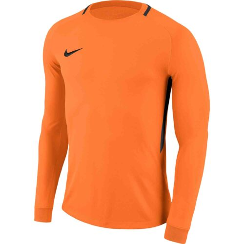 Kids Nike Park III Goalkeeper Jersey – Total Orange