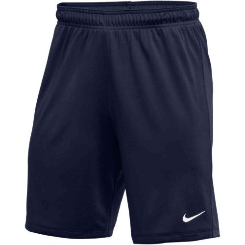 Kids Nike Park II Shorts – College Navy