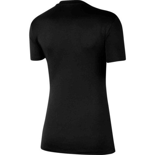 Womens Nike Park VI Jersey – Black