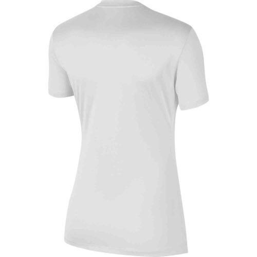 Womens Nike Park VI Jersey – White