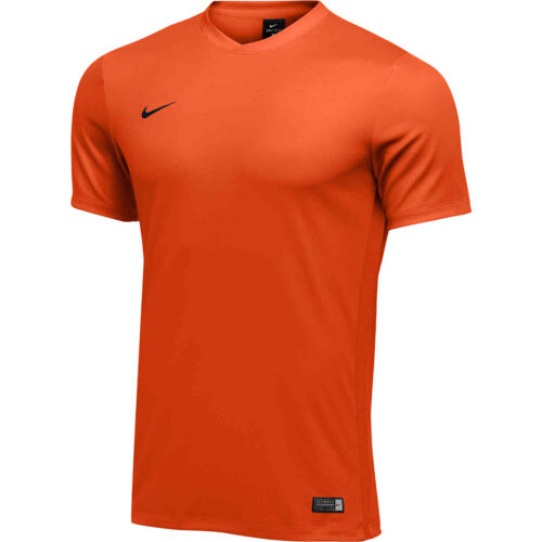 Kids Nike Park VI Jersey – Team Orange