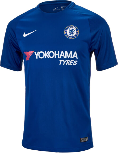 Nike Kids Chelsea Home Jersey 2017-18 NS