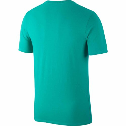 Nike Portugal Large Crest Tee – Kinitec Green