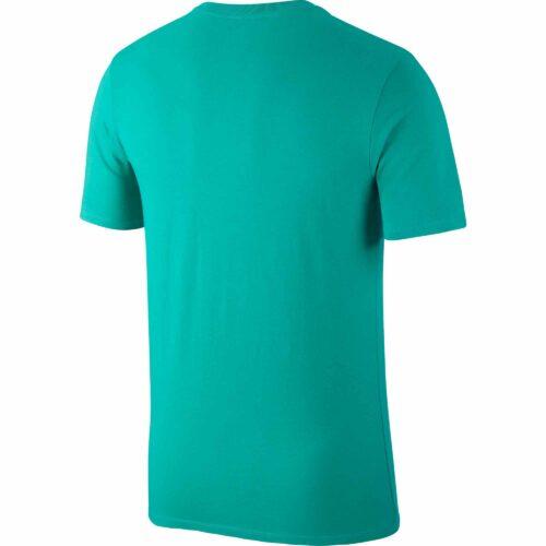 Nike Portugal Large Crest Tee – Youth – Kinitec Green