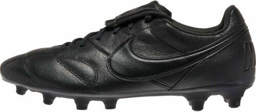 Nike Premier II FG – Black/Black/Black
