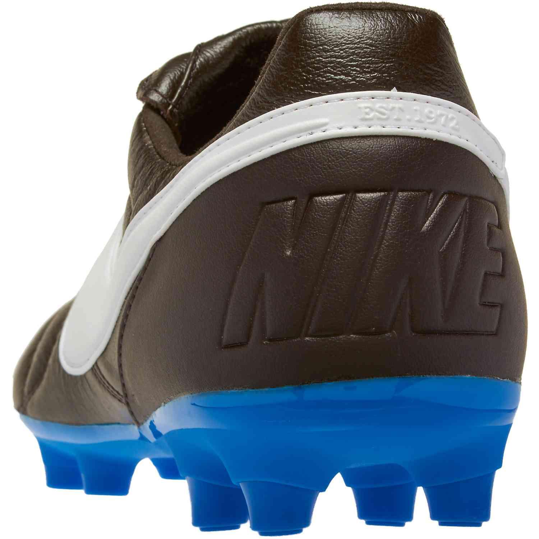Nike Premier II FG - Velvet Brown/White