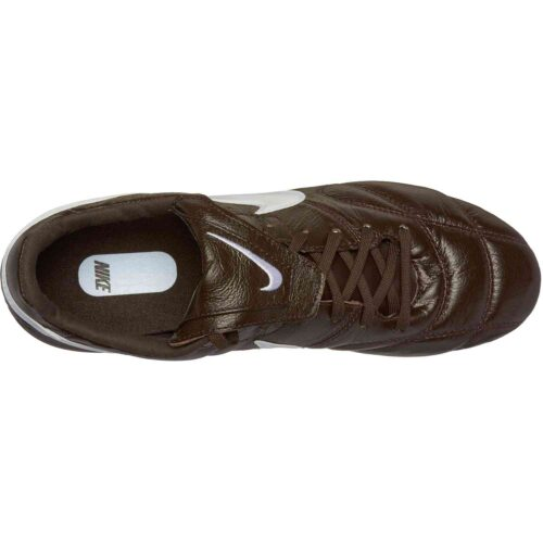 Nike Premier II FG – Velvet Brown/White/Blue Hero