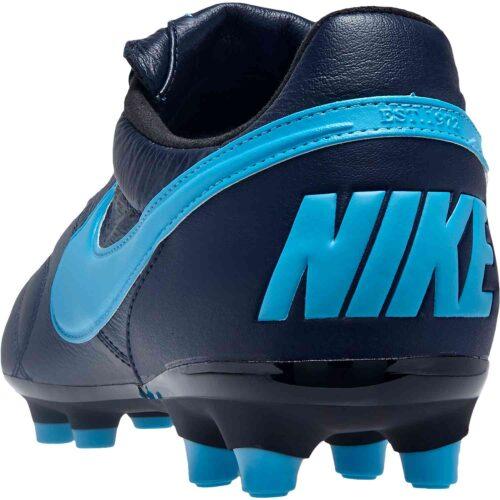 Nike Premier II FG – Obsidian/Light Current Blue/Black
