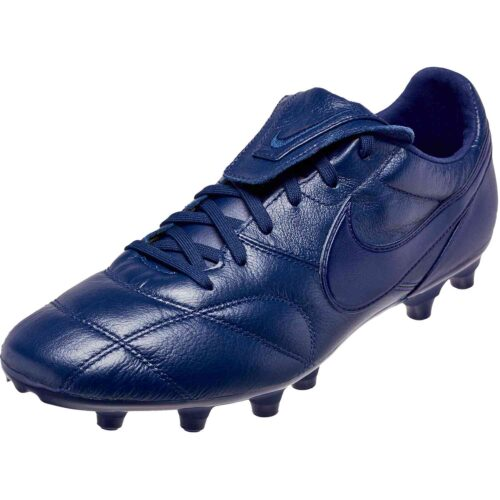 Nike Premier II FG – Midnight Navy/Midnight Navy