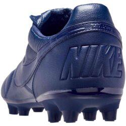 db1f86b7d97 Nike Premier II FG - Midnight Navy Midnight Navy - SoccerPro