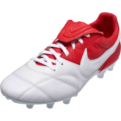 Nike Premier II FG – University Red