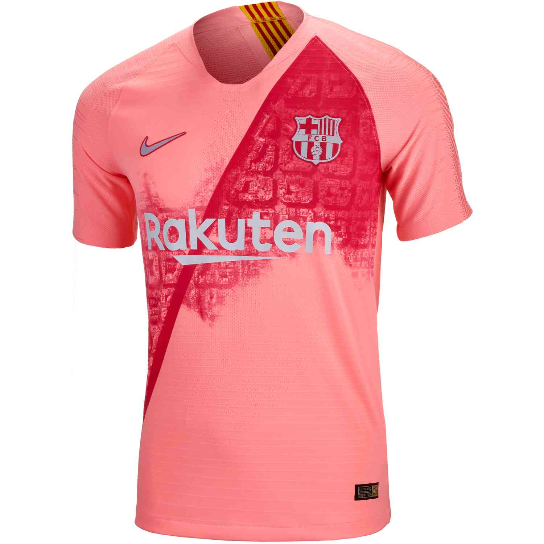 b8e73829c 2018/19 Nike Barcelona 3rd Match Jersey - SoccerPro