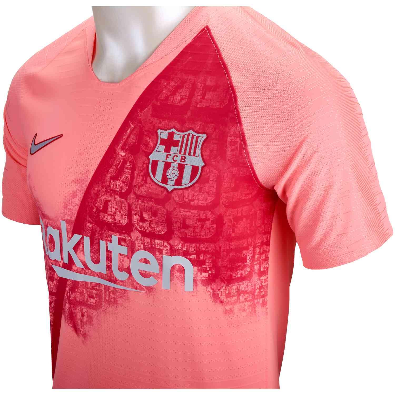 8a792dd70b8 2018/19 Nike Barcelona 3rd Match Jersey - SoccerPro