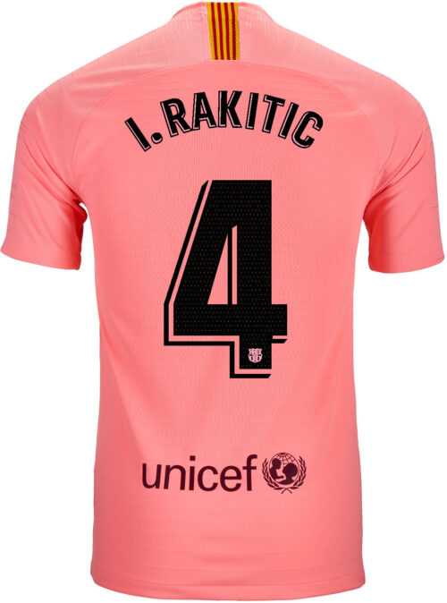 2018/19 Nike Ivan Rakitic Barcelona 3rd Match Jersey