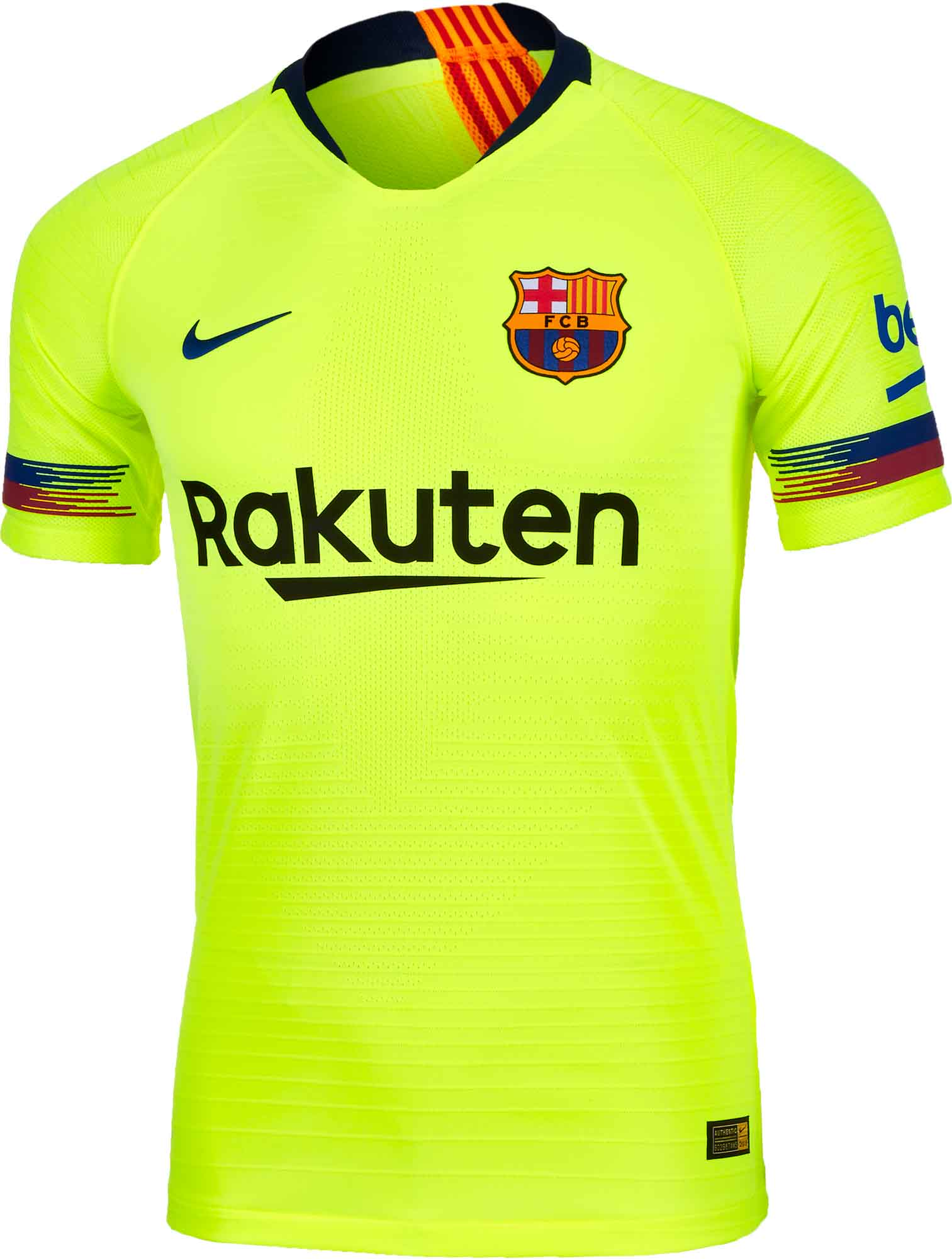 e1530d3894c 2018 19 Nike Barcelona Away Match Jersey - SoccerPro
