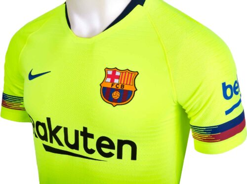 2018/19 Nike Lionel Messi Barcelona Away Match Jersey
