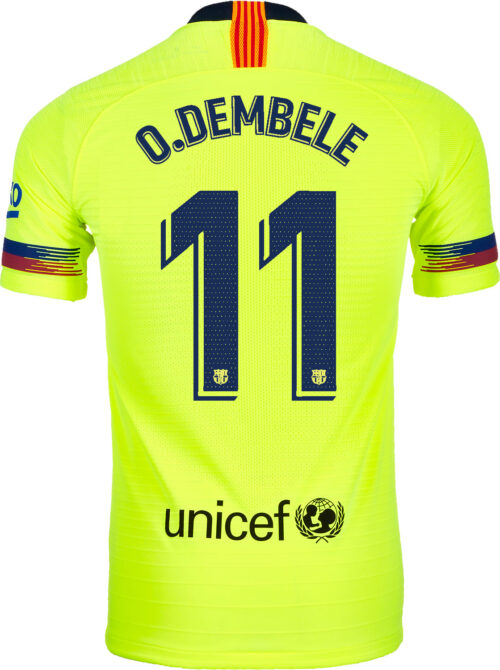 sports shoes d788c 70b18 Ousmane Dembele Jersey - SoccerPro