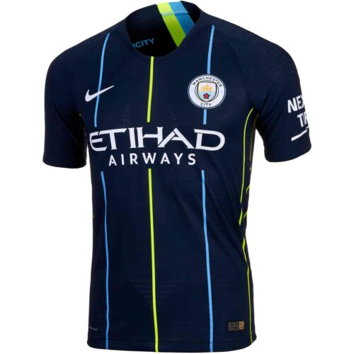 Nike Manchester City Away Match Jersey 2018-19