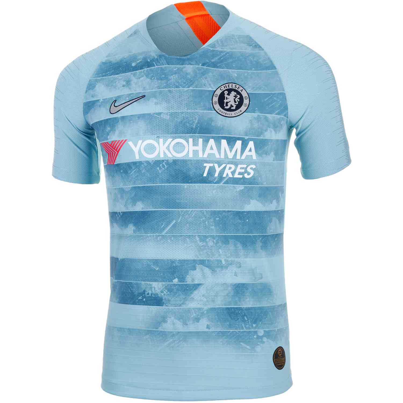 acca3687e 2018/19 Nike Chelsea 3rd Match Jersey - SoccerPro