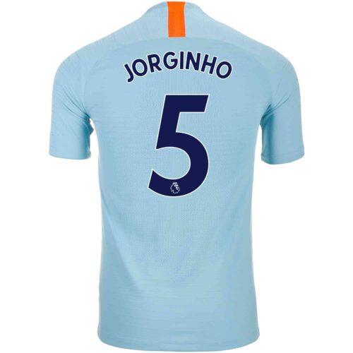 2018/19 Authentic Nike Jorginho Chelsea 3rd Jersey