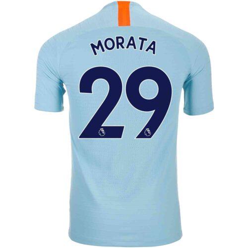 2018/19 Match Nike Alvaro Morata Chelsea 3rd Jersey