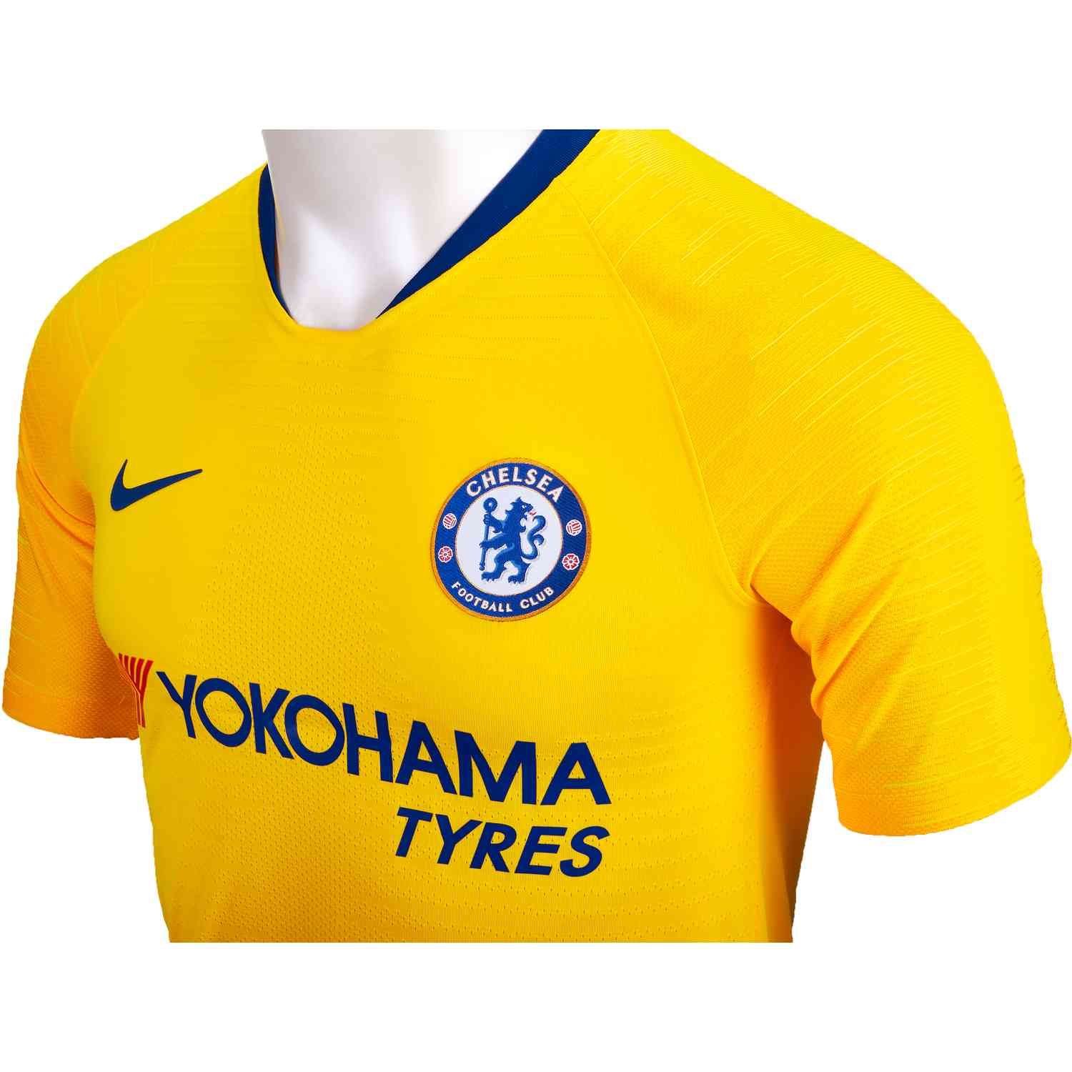 sports shoes bad1e c19d7 2018/19 Nike Chelsea Away Match Jersey - SoccerPro