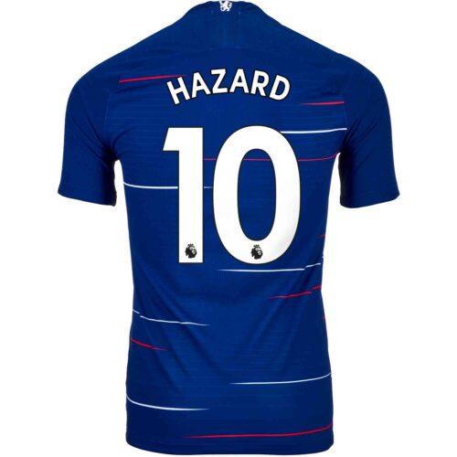 2018/19 Nike Eden Hazard Chelsea Home Match Jersey