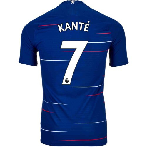 Nike N'Golo Kante Chelsea Home Match Jersey 2018-19