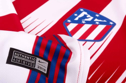 Nike Atletico Madrid Home Jersey 2018-19