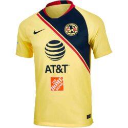 b2b275d59 Nike Club America Home Jersey - Lemon Chiffon Gym Red Armory Navy -  SoccerPro
