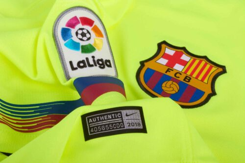 2018/19 Nike Lionel Messi Barcelona Away Jersey