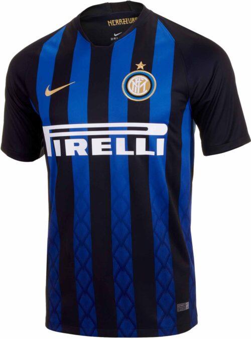 Nike Inter Milan Home Jersey 2018-19