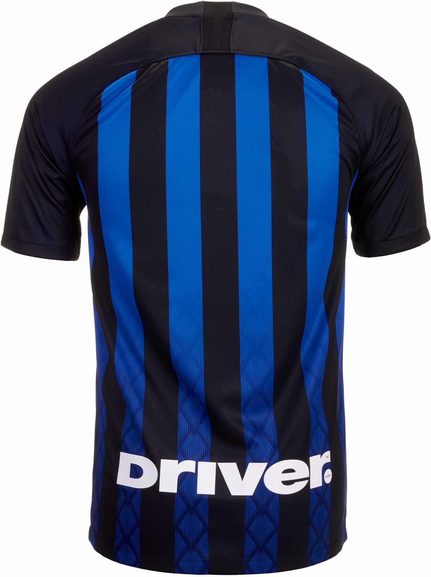 newest 0210d b98ee Nike Inter Milan Home Jersey 2018-19 - SoccerPro