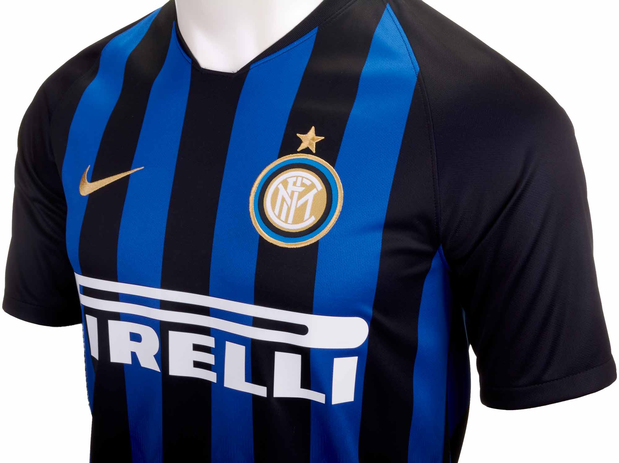 newest 953dd 7e514 Nike Inter Milan Home Jersey 2018-19 - SoccerPro
